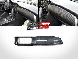subaru scion toyota 2 carbon dash kit board radio cover for scion frs fr s toyota