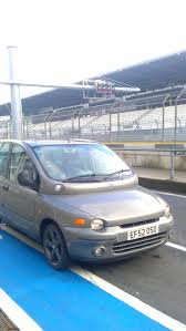 fiat multipla top gear i was bored at the weekend so took the fiat multipla on the