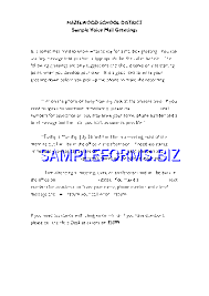voicemail message sample templates u0026 forms