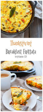 kara lydon thanksgiving breakfast frittata the foodie dietitian