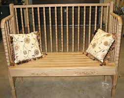 Jenny Lind Mini Crib by Upcycle Repurpose Jenny Lynn Crib Baby Crib Bench Jenny Lind
