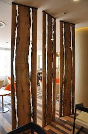 mid century room divider room dividers that set boundaries in style resin wood divider idolza