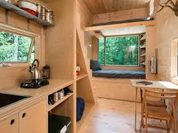 interiors of tiny homes solid wood tiny house modern interior design image tiny house