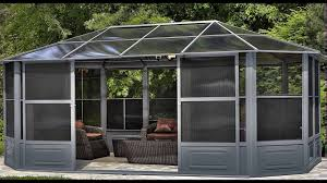 Discount Gazebos gazebo penguin 41218 4 season solarium youtube