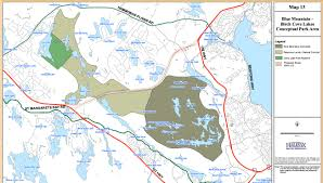 Quick Maps The Many Maps Of The Birch Cove Lakes Cpaws Nova Scotia Nova