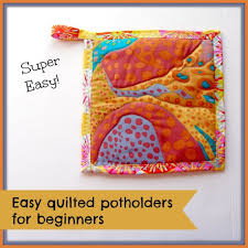 free patterns quilted potholders easy quilted potholders kitchen sewing series so sew easy