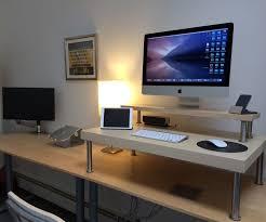 Ikea Adjustable Height Standing Desk Large Computer Desk Ikea Ikea Adjustable Height Standing Desk
