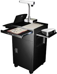 multimedia cart with locking cabinet luxor lmc2 b multimedia cart with locking cabinets and drawer