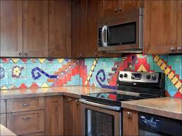 Easy Backsplash Tile by Kitchen Glass Tile Backsplash Installation Mosaic Tile
