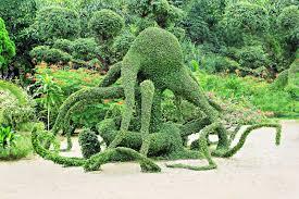 Columbus Topiary Garden - october 6 topiary gardens melissa choroszewska ceramics