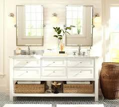rustic wood mirror frame reclaimed bathroom vanity bath