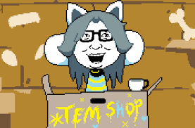 Flake Meme - i sell temmie flakes and temmie flake acessories undertale know