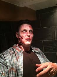 How To Look Like A Zombie For Halloween Walking Dead Style Zombie Make Up How To 15 Steps With Pictures