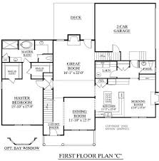floor plans with great rooms house plan 2727 c fairfield c floor traditional 2 with