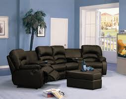 home theater seating sectional amazon com yuan tai ventura theater group furniture set black