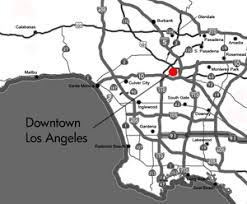 map of downtown los angeles downtown los angeles