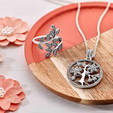 family tree necklace pandora pancharmbracelets