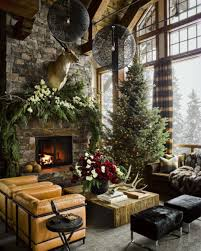 holiday decorations for the home montana guest retreat gets a fabulous makeover for the holidays
