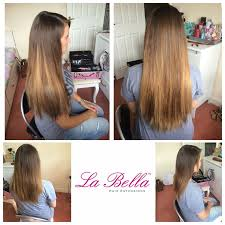 la hair extensions 122 best la nano ring hair extensions before and after