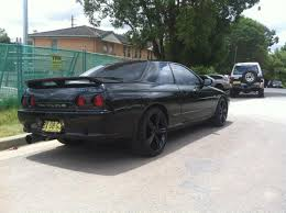 nissan skyline non turbo for sale selling r32 skyline non turbo black sydney for sale private