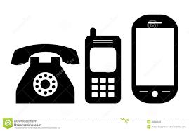 phone icon phone icon stock vector image of cellphone retro pictogram