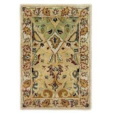 Home Decorators Com Rugs Home Decorators Collection Rhodes Tan 8 Ft X 11 Ft Area Rug