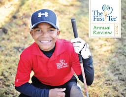 annual review the first tee