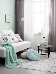 Seafoam Green Curtains Decorating Beautiful Mint Green Living Room Pictures Home Decorating Ideas