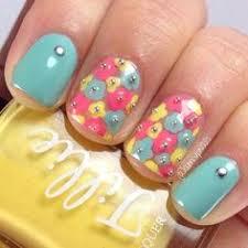 50 flower nail designs for spring flower nail designs flower