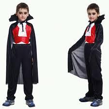 Kids Halloween Costumes Boys Aliexpress Buy Girls Boys Costumes Vampire Queen Children U0027s