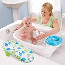 Bathtub For Baby Online India Amazon Com Summer Infant Newborn To Toddler Bath Center And