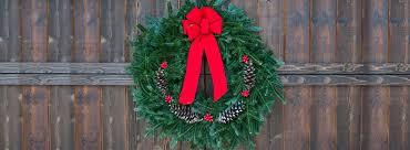 live christmas wreaths appalachian evergreens fraser fir nursery