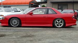 jdm nissan silvia s13 nissan silvia s13 turbo 1991 for sale in japan at jdm expo