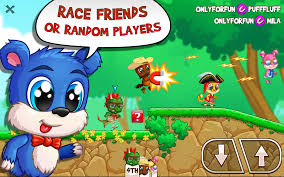 fun run 3 arena multiplayer race android apps on google play