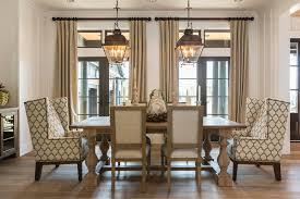 transitional dining room innovative designs innovative wingback