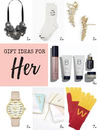 gift ideas for her novelstyle