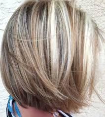 blonde hair with chunky highlights chunky hair highlights for 2017 best hair color ideas trends
