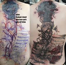 55 cover up tattoos before and after and design
