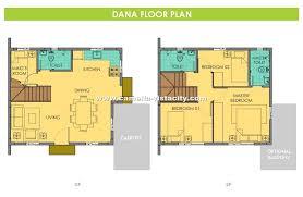 camella vista city dana house and lot for sale in vista city