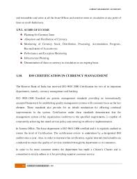 Bank Certification Letter Sle Currency Management Issues And Challenges In The State Of J U0026 K