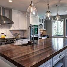 Country Kitchens With Islands Kitchen With Wooden Island Table Oversized Kitchen Islands Are