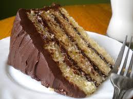 bex box best yellow butter cake u0026 fancy chocolate frosting