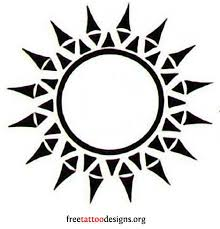 that u0027s a tattoo idea tatts pinterest tattoo tribal sun