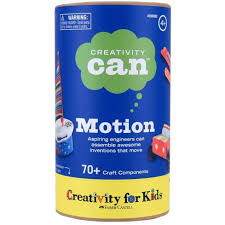 creativity for kids creativity can motion craft kits