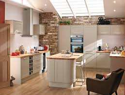 burford grey contemporary shaker style kitchen youtube