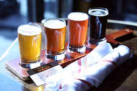 dining review city tap house brings eclectic beers food to