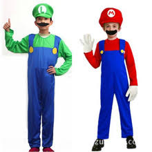 Mario Halloween Costumes Girls Compare Prices Mario Halloween Costumes Kids
