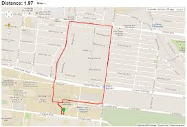 Map Walking Distance Walking Maps Human Resources Washington University In St Louis