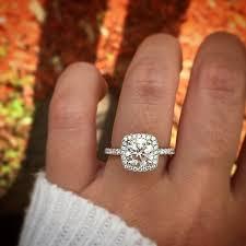 engagement rings square images Pinterest diamondsbyrl diamonds are a girl 39 s best friend jpg