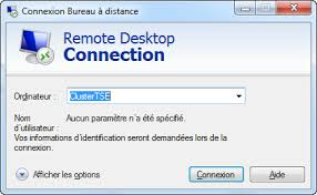 installer bureau à distance mon note configuration d un broker de session tse